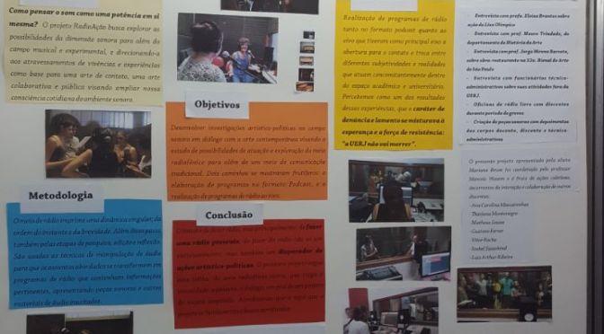 Participação na SEMIC / UERJ
